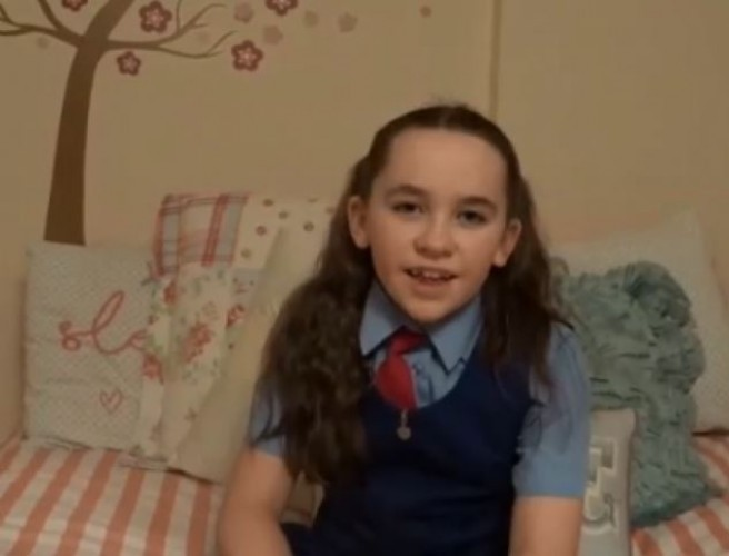 VIDEO: 8-Year-Old Explains What It's Like To Have Autism