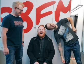 Gavin James Chats To 98FM's Big Breakfast