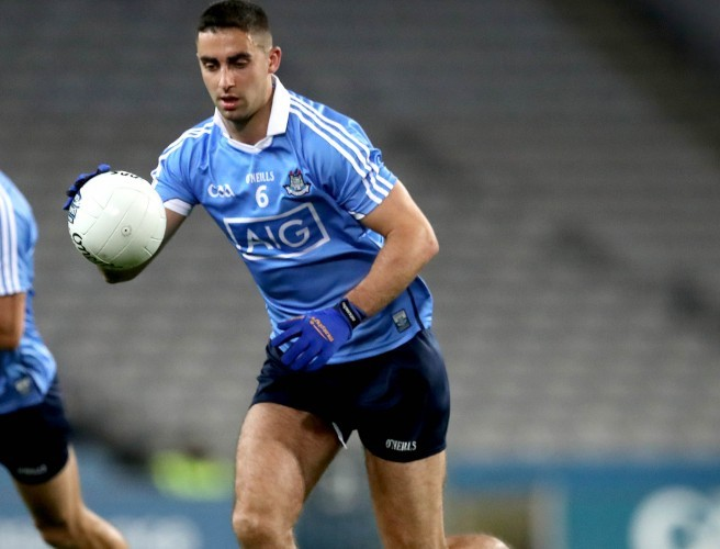 """We Never Feel Pressure Playing For Dublin"" - James McCarthy"