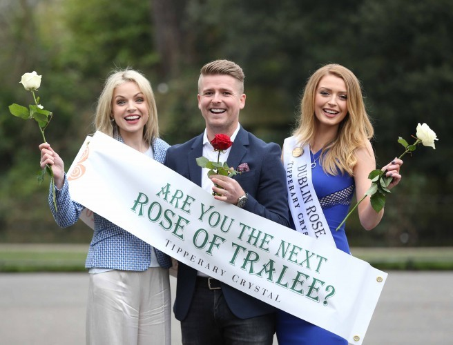 The Rose of Tralee Launch Their Search For The 2018 Dublin Rose