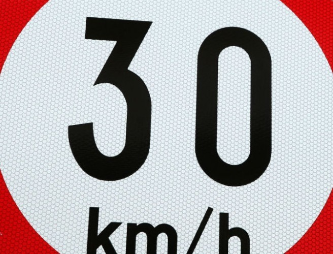 30KM/H Speed Limit To Apply To More Dublin Suburbs