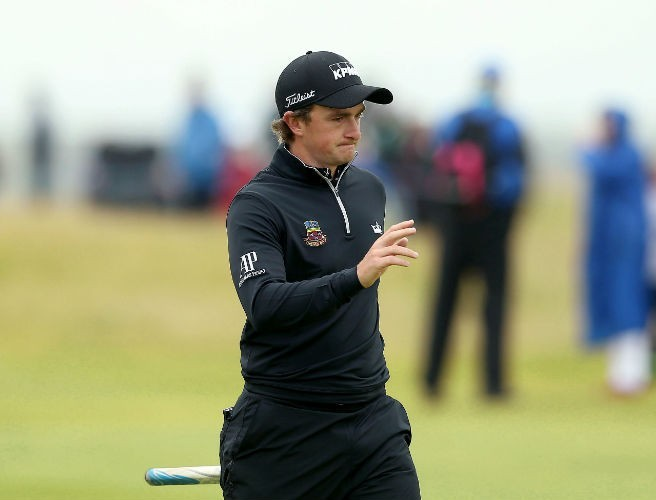 Paul Dunne closing in on automatic Ryder Cup qualification