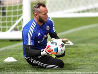 Rovers return for former Hoop Alan Mannus