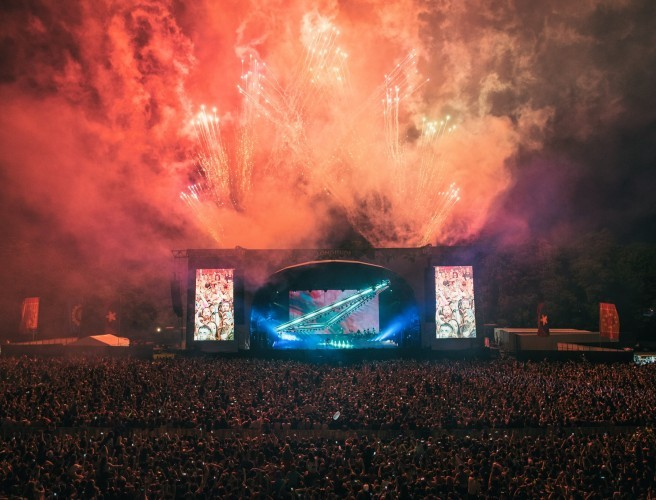 Win A Pair Of Friday Longitude Tickets