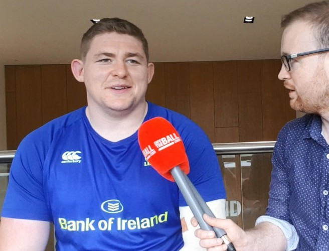 "The New Ross connection: Tadhg Furlong talks GAA benefit, childhood ""nemesis"" and going pro"
