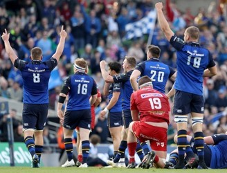 Leinster Dominate Pro 14 Awards Night