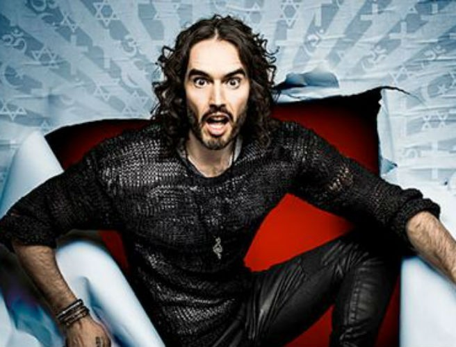 Russell Brand Cancels Dublin Shows