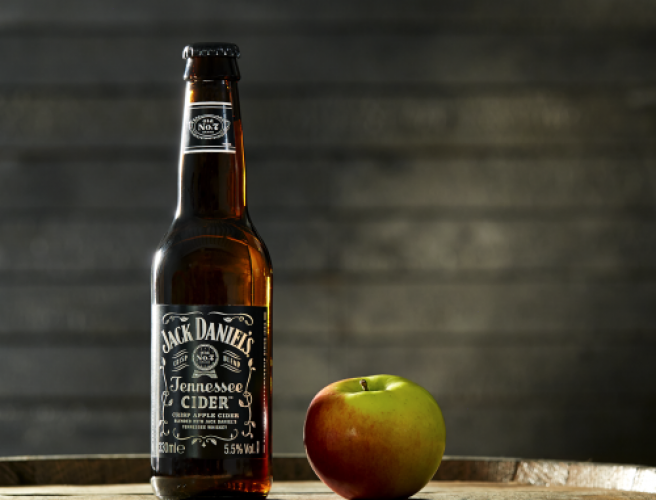 Jack Daniel's Launches New Cider In Ireland