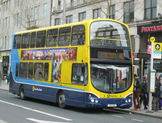 "Dublin Bus ""Not Aware"" Its Fleet To Change Colour"