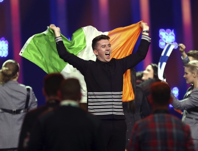 Irish Eurovision entry censored on Chinese TV