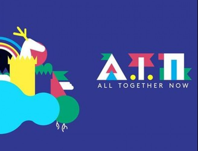 Comedy Line Up Announced For 'All Together Now'
