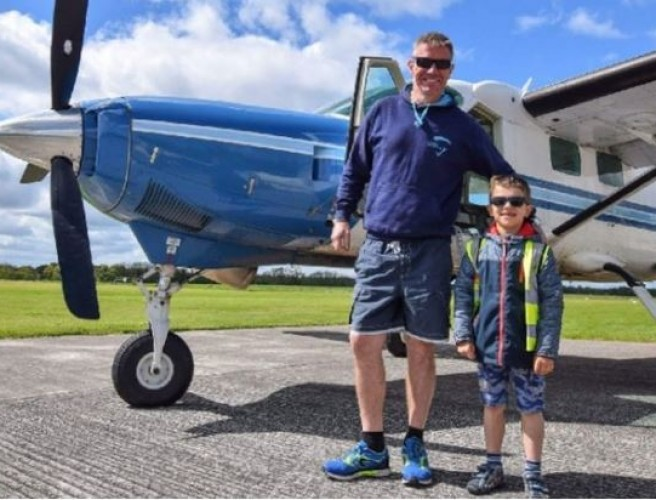 Plane Crash Boy Described As 'Happy, Smiling' By School