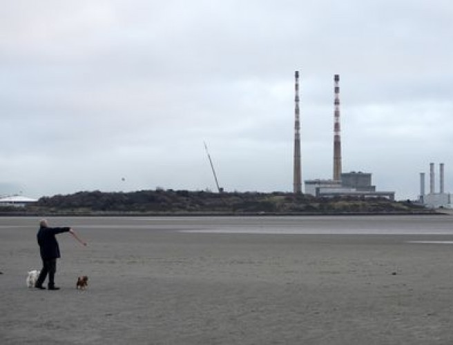 Sandymount Strand Among Five Poor Quality Dublin Beaches