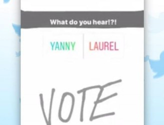 The Internet Is Divided: Do You Hear Yanny Or Laurel?