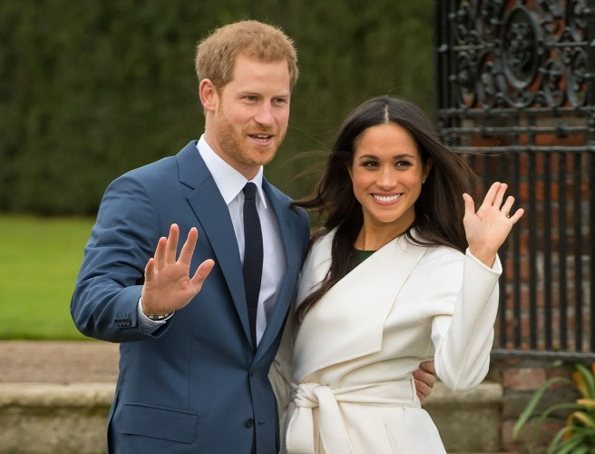 Bridesmaids And Page Boys Revealed Ahead Of Royal Wedding