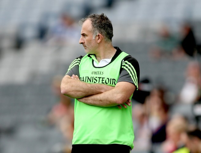 We let Wallace go because of his suspension: Offaly chairman