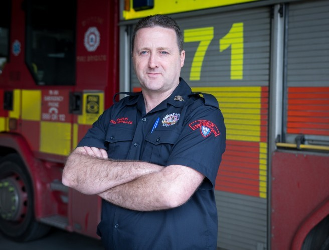 Dublin Fire Brigade Member Opens Up About Saving Lives In Moving Post