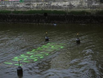 Do You Remember The Countdown Clock In The Liffey, Back In The 1990's?!