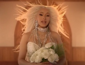 Watch Cardi B's Video For 'Be Careful'