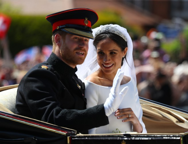 Prince Harry And Meghan Markle To Visit Dublin In July