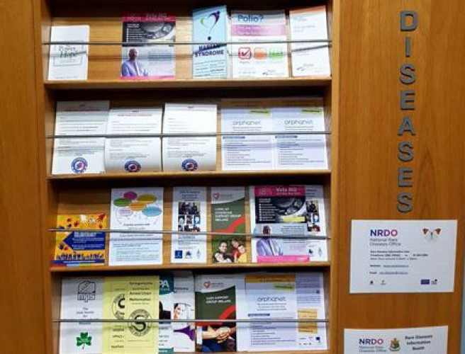 Mater Removes 'No' Leaflets From Hospital Entrance