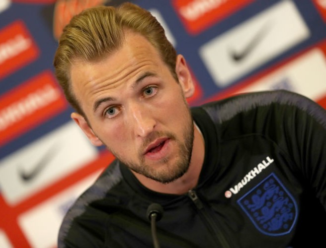 Harry Kane: 'It's impossible not to dream about lifting the World Cup'