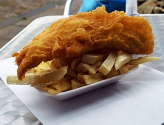 Today Is National Fish & Chip Day