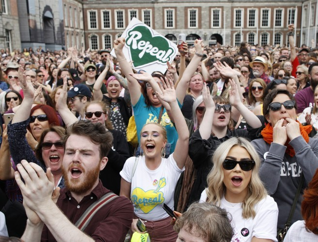 Ireland Officially Votes YES To Repeal