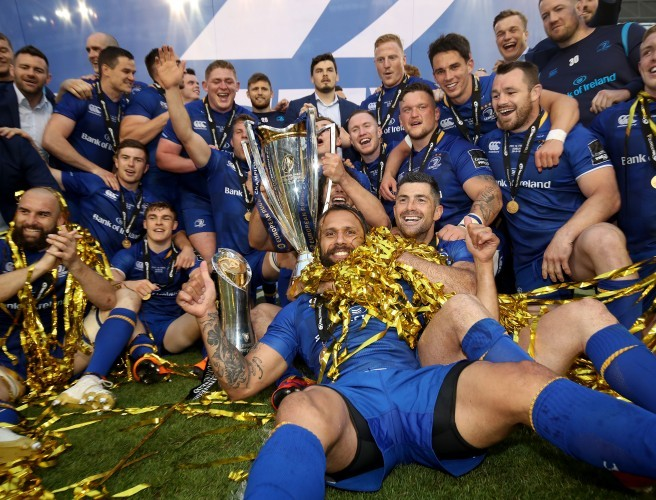 Leinster grouped with three former champions, while Munster to face Castres again