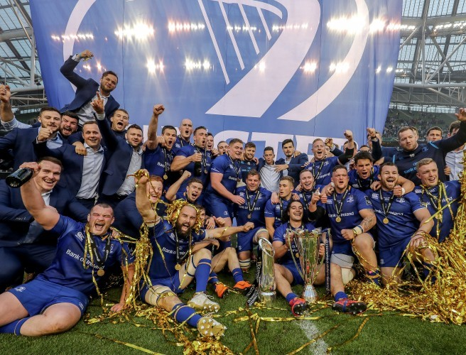 Leinster, rugby,