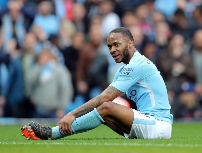 What is with the British tabloid's odious obsession with Raheem Sterling?