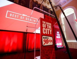 Chatting To The Winners Of 98FM's Best Of Dublin Awards 2018