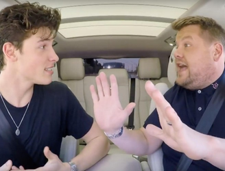 Watch Shawn Mendes' Carpool Karaoke