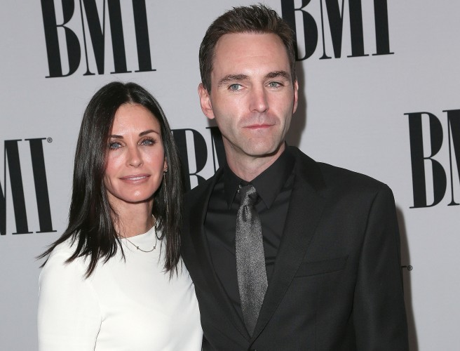 Courteney Cox To Marry Snow Patrol's Johnny McDaid In Ireland