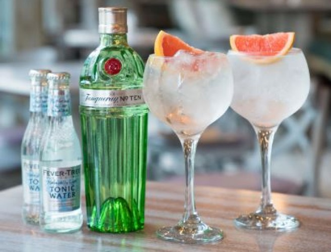 There'll Be A 'Gin School' At Taste Of Dublin