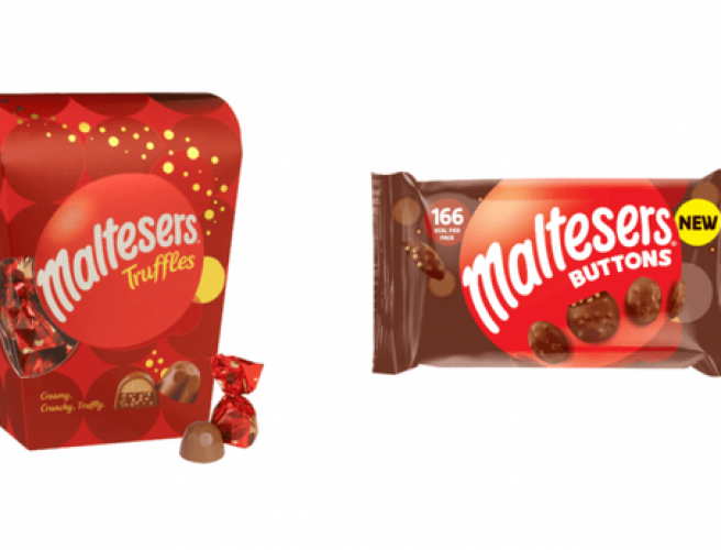 Maltesers Launch Buttons & Truffles