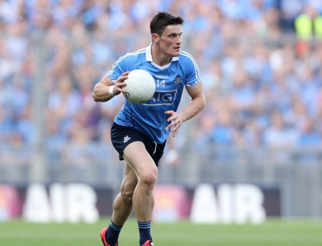 Diarmuid Connolly shipping up to Boston
