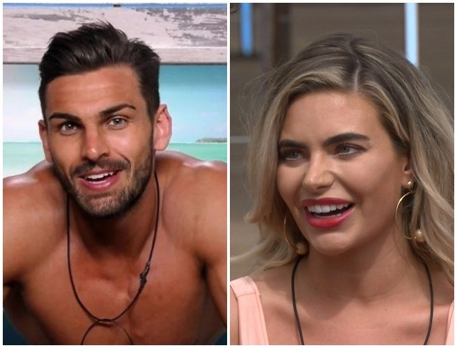 WATCH: Adam Makes A Move On Megan Behind Rosie's Back On Love Island