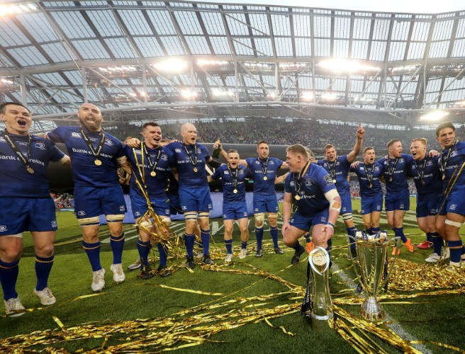 European champions Leinster are France-bound in August