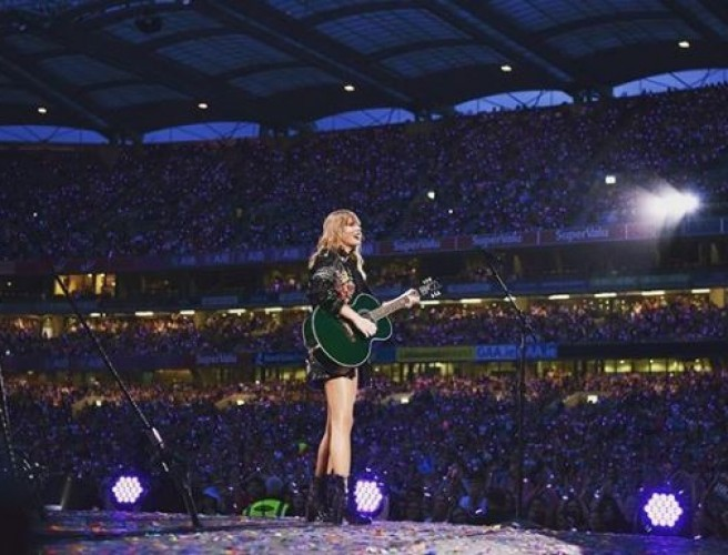 Taylor Swift Makes History With Two Epic Nights In Croke Park