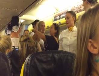 "Passenger Witnesses ""Family From Hell"" On Dublin Flight To The Canaries"