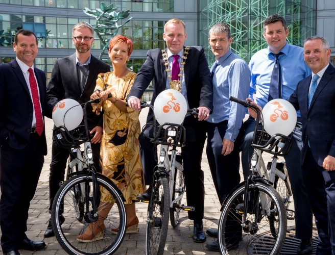 Fingal Gets First Bike Sharing Scheme