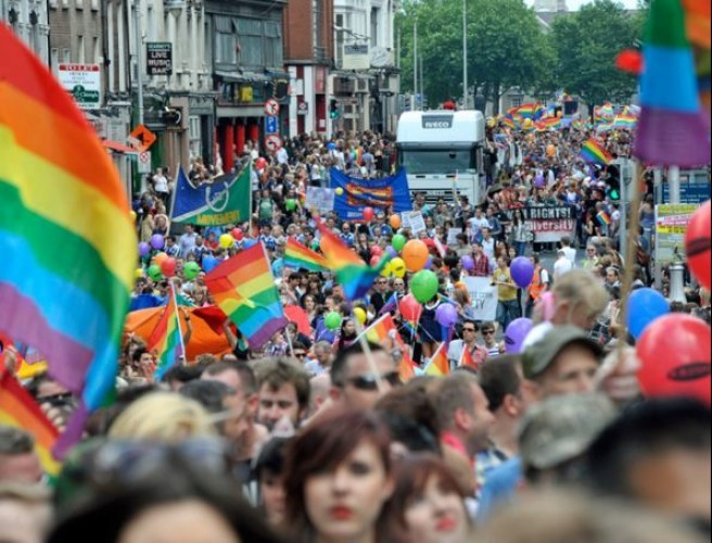 Everything You Need To Know About The Dublin Pride Parade