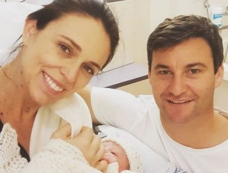 New Zealand PM Gives Birth To Baby Girl