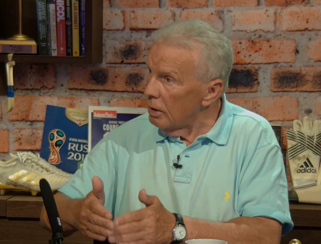John Giles on England | Why top sides will destroy them