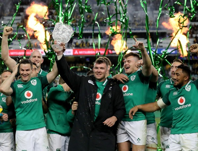 """We Have A New Golden Generation"" - Shane Byrne"