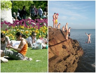The Best Places In Dublin To Enjoy The Sunshine