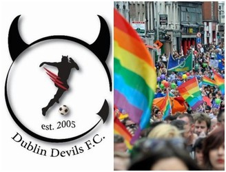 98FM Chats To Ireland's Only Gay Football Team Ahead Of Dublin Pride Parade