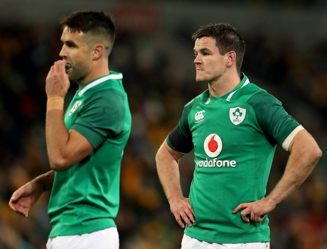 Conor Murray, Jonathan Sexton