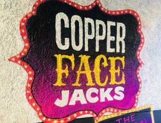 The Cast Of Copper Face Jacks: The Musical On 98Fm's Big Breakfast
